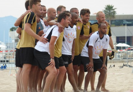 Beach Soccer – Cannes part01 (03 juin 2015)