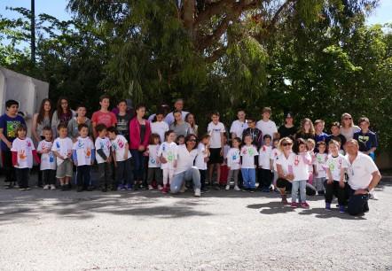 cross écoles Beaulieu sur Mer (03 mai 2016)